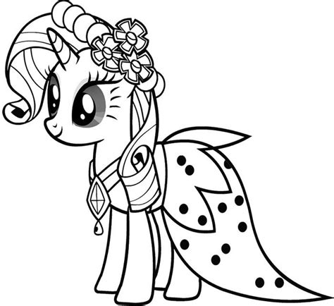 baby rarity coloring pages cute baby rarity my little pony coloring page coloring