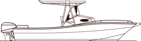 contender boats vector fishing boat clipart center console pencil and in color