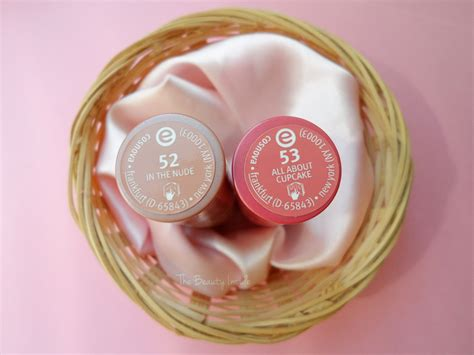 Myessence Lipstick lipsticks by essence review and swatches january