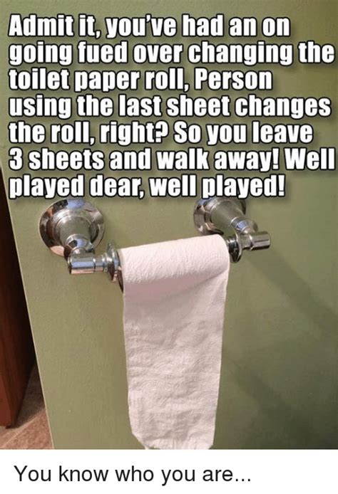 The Great Toilet Paper Debate Know Your Meme