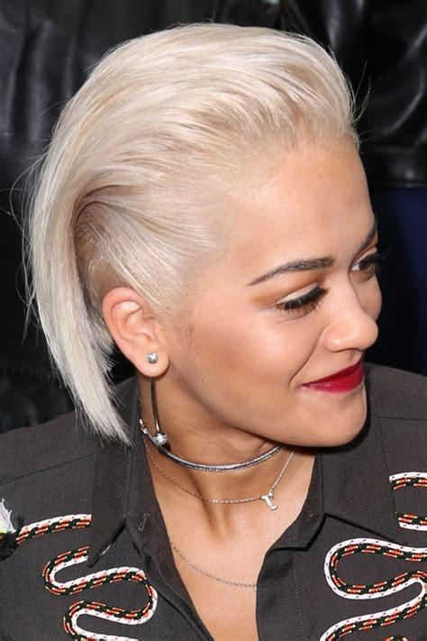 rita ora hair 2015 rita ora and undercut on pinterest