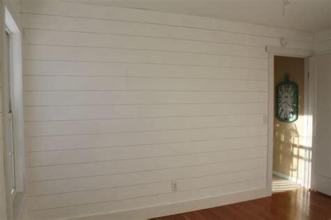 Shiplap Trim Bedroom Makeover Progress New Hardwood Floors Hooked