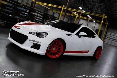 subaru brz matte white thumbs up or thumbs down scionlife com