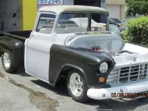 for sale pro touring / resto mod 1955 chevy pick up youtube
