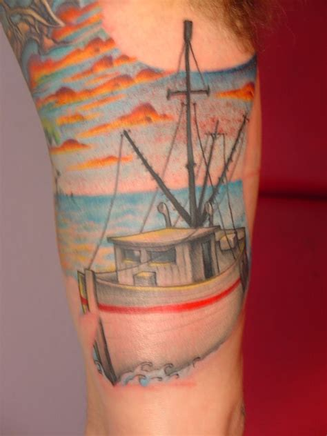 shrimp tattoo shrimp boat my wishlist