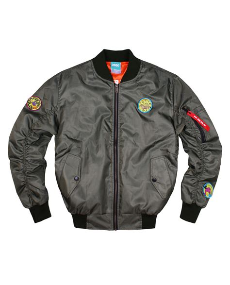 Tokoku Bomber Jaket Army Green by Jual Bomber Jacket Jackets Review