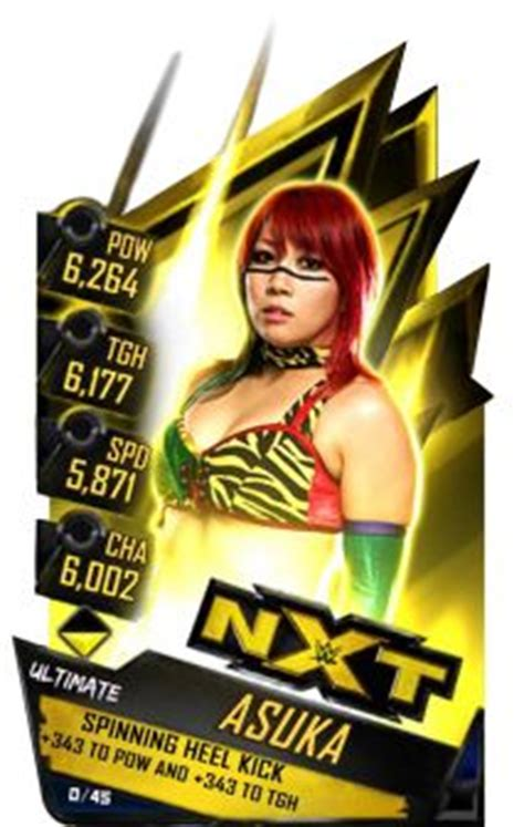 ultimate cards (48) wwe supercard cards catalog s2
