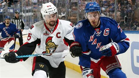 nhl standings playoff buzz senators look to reach eastern conference nhl
