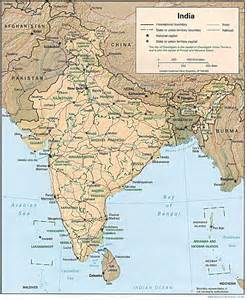 World Map And India by India Maps