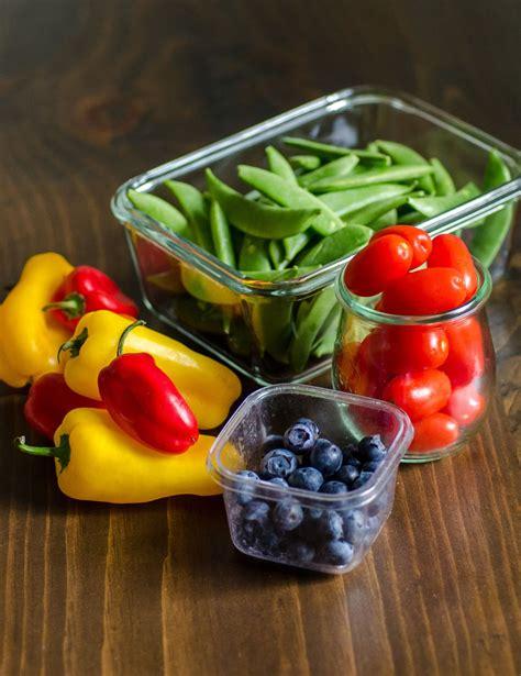 store fruits vegetables kitchn