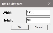 sketchup layout resize viewport exporting 2d graphic black bars on image act settings
