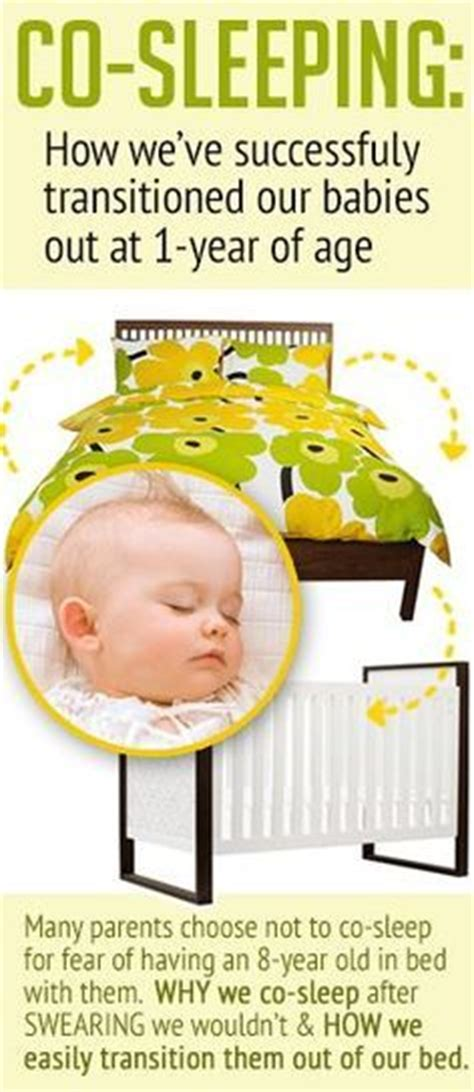 How To Transition Infant To Crib by Best 25 Co Sleeping Ideas On