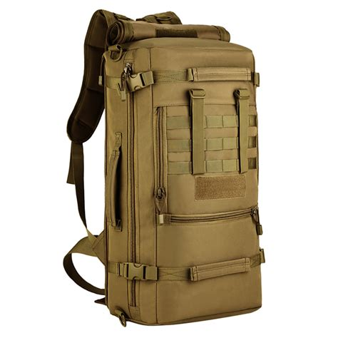 backpack attachments 50l tactical molle assault backpack pack 3 way