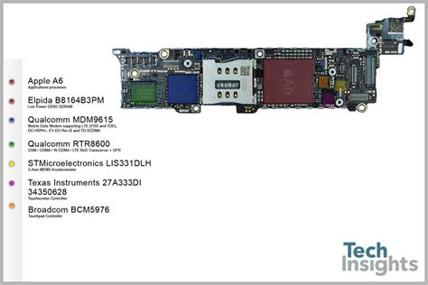 iphone 5s motherboard diagram iphone 5 logic board diagram wiring diagram with description