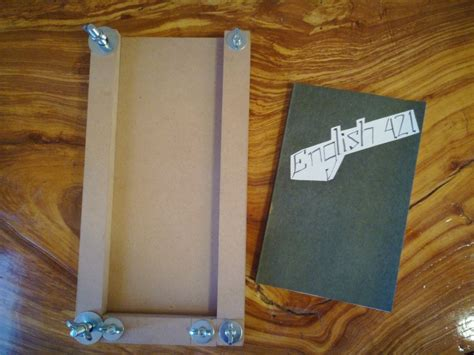 how to print and bind your own paperback book bookmaking how to manufacture and use your own book binding jig 2
