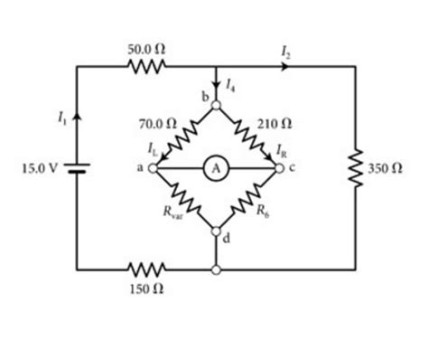 cmos analog integrated circuit design at ucla extension shunt resistor wheatstone bridge 28 images the ammeter in the wheatstone bridge of figure 1