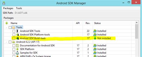 android sdk tools android sdk tools софт архив