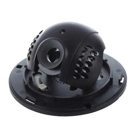 Jual Cctv Dome Outdoor outdoor cctv black white plastic shell dome housing dt