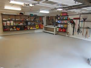 2 car garage organization ideas this customer s 2 car garage needed a makeover he