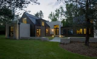 modern traditional homes colorado home with modern amenities and farmhouse flair