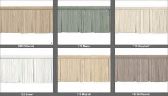 Vinyl Cedar Shake Siding Colors Vinyl Siding 7 Quot Staggered Shake Like Real Cedar 34 Colors