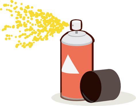spray painter clipart aerosol spray clip at clker vector clip