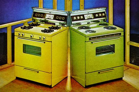 1970s Kitchen Appliances by Scanning Around With Gene Seventies Era Type And