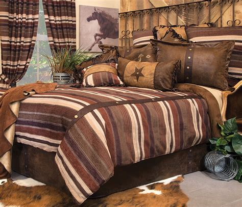 rustic comforter sets queen rustic bedding queen size western hills bed set black