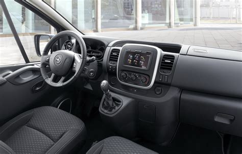 opel vivaro interior irmscher spices up the opel vivaro lineup carscoops