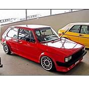 VW Golf Mk1 Tuning  YouTube