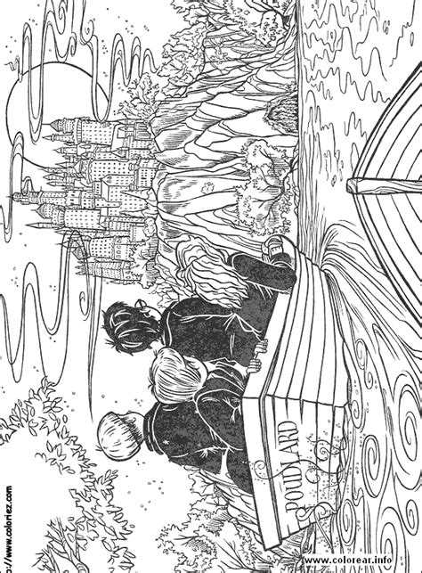 harry potter coloring pages crookshanks n coloring