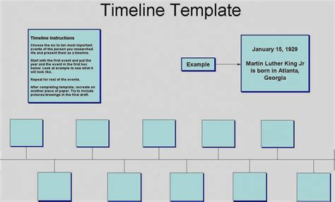 Free Blank Timeline Template by Blank Timeline Clipart Design Templates