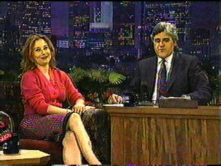 tori on the tonight show with jay leno february 8, 1996