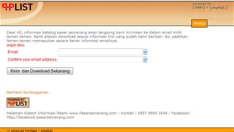 php tutorial blogspot tutorial phplist buat katalog gorden blogspotnya anjrah