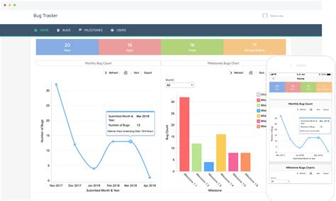 bug tracking software customizable issue management app zoho creator