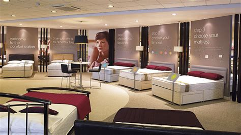 bed shop bensons enhance customer experience with new look store