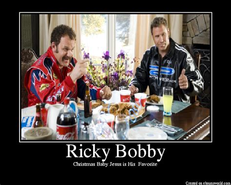 Ricky Bobby Meme - talladega nights moody eye view