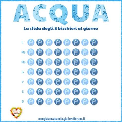 due litri di acqua quanti bicchieri sono schema dei pasti per la dieta mangia senza pancia