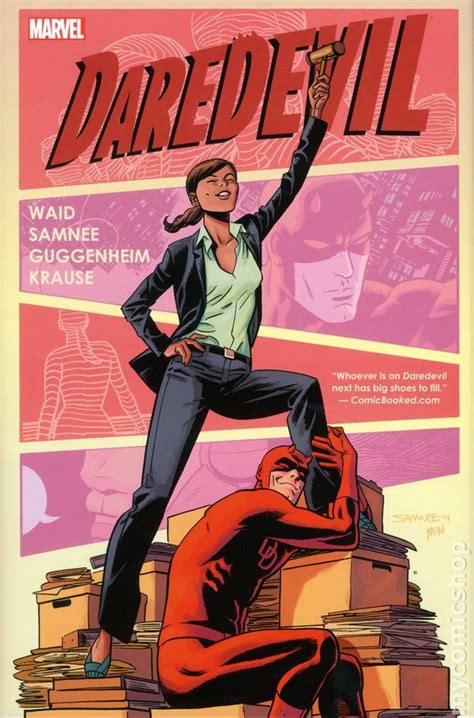 daredevil by mark waid 1302904264 daredevil hc 2013 2016 marvel deluxe edition by mark waid comic books
