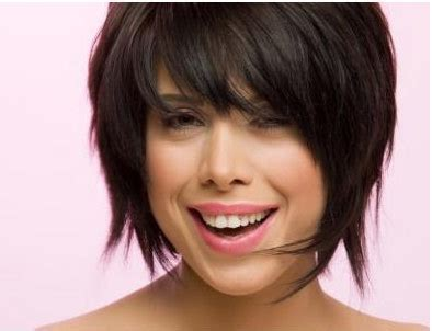 short haircut shag fat face 21 short hairstyles for round faces styles weekly