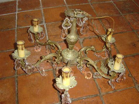 Nettoyer Un Lustre En Bronze by Lustres Et Appliques Cottage Et Patine Le