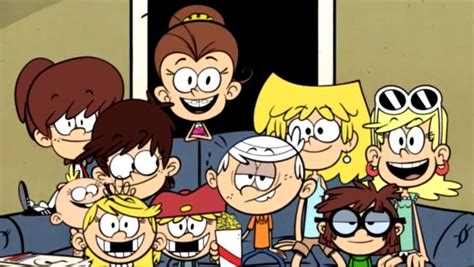 Moving Story Lilys New Tent the loud house heartwarming tv tropes