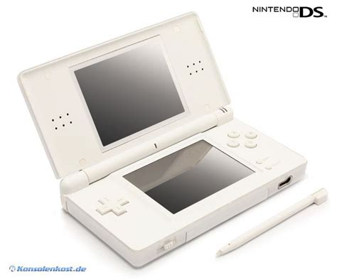 format video nintendo ds nintendo ds console lite white incl power supply