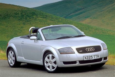 Audi Tt Preise by Audi Tt Roadster From 1999 Used Prices Parkers