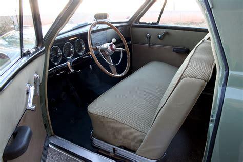 studebaker upholstery 1950 studebaker commander 194362