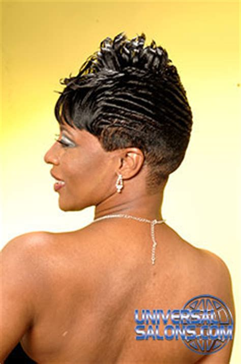 black hairstyles universal salon the top 10 short black hairstyles for summer 2014
