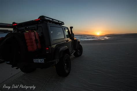 jeep beach sunset jeep wrangler jk swb modified