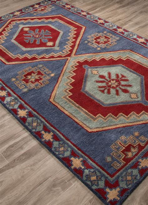 Rug Code by Jaipur Living Branded 8x10 Size Rugs In Blue Color Buy