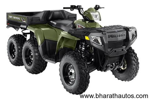 Polaris Mba by Polaris Launched Its Range Of Atvs In India