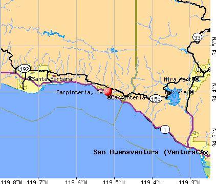 carpinteria california ca 93013 profile population